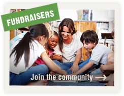 Fundraisers. Join the community